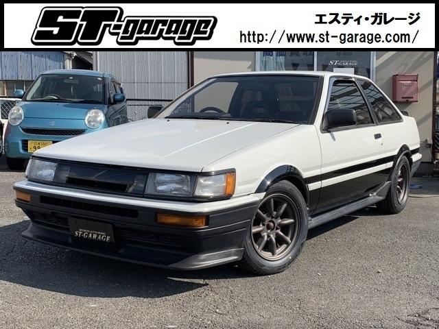 トヨタカローラレビン1.6 GTアペックス外装レストア PS/PW/ACサンルーフ静岡県