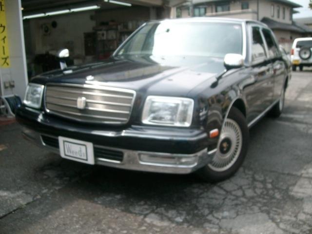 <b>センチュリー</b>5.0(トヨタ)の中古車