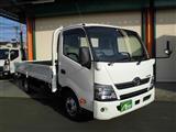 日野自動車デュトロ4.0 ワイド ロング フルジャストロー ディーゼルターボ全低床大阪府