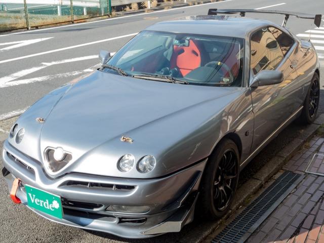 アルファ ロメオアルファGTV3.0 V6 24VサーキットSpec神奈川県