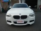 BMW1シリーズ120i Mスポーツ
