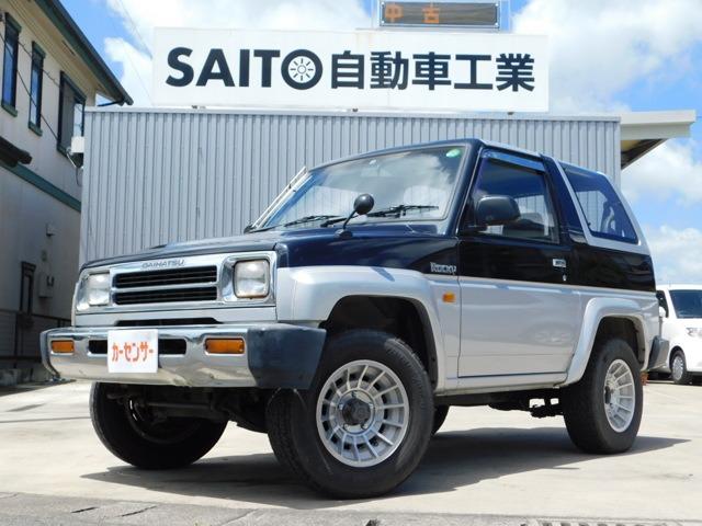 ダイハツ ロッキー 1.6SX 4WD エンケイ バハ 前期モデル