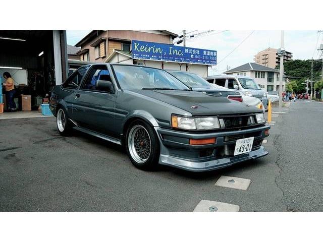 トヨタカローラレビン1.6 GT千葉県