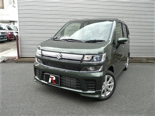 スズキ ワゴンR (京都府)
