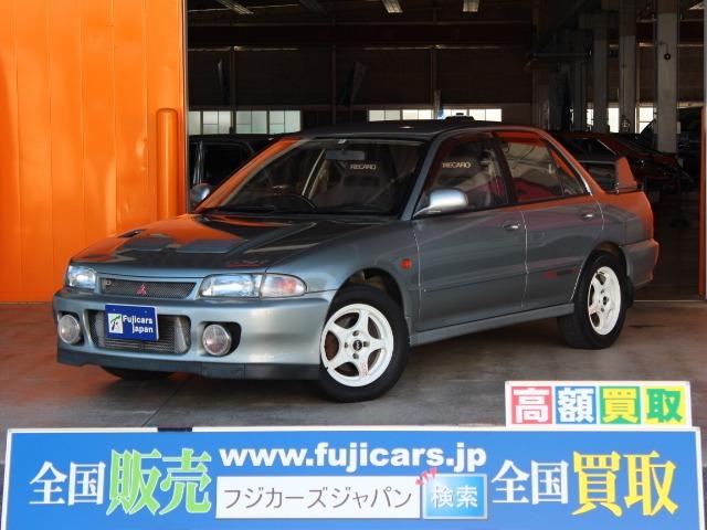 三菱ランサーエボリューション2.0 GSR II 4WDワンオーナー広島県