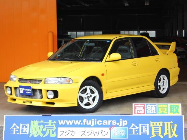 三菱ランサーエボリューション2.0 GSR III 4WD15インチAW広島県