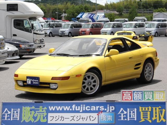トヨタMR22.0 GT-Sターボモデル 機械式LSD広島県