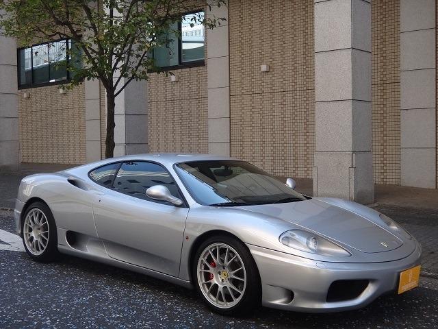 フェラーリ 360モデナ F1 クラッチ/タイベル交換記録有り