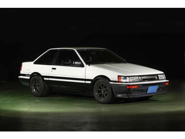 トヨタカローラレビン1.6 GTアペックス外装オリジナル ソレックスキャブレター愛知県