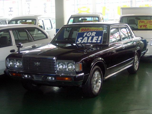 クラウンセダンスーパーサルーン(トヨタ)の中古車