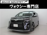 トヨタヴォクシー2.0 ZS 煌II新車 7人 モデリスタ ロ-サス18AW両電スラ大阪府