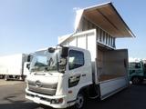 日野自動車レンジャーアルミウィング ワイド P/G 積載2.3t千葉県