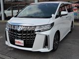 トヨタアルファード2.5 S Cパッケージ新車3眼LED SR SDナビ茨城県