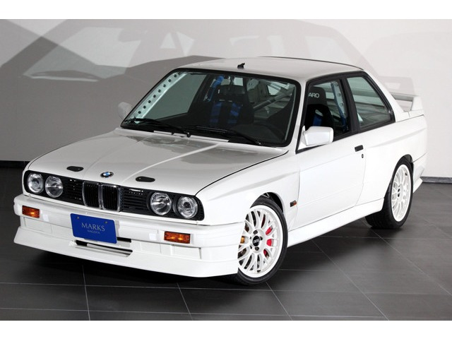 BMWM3E30M3レーシングパターン5MTグループAエンジン搭載愛知県