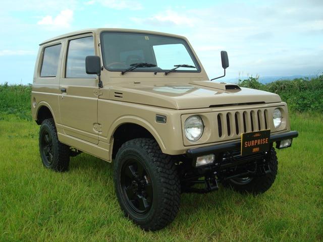 <b>ジムニー</b>660 スコット リミテッド 4WD(スズキ)の中古車