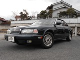 日産インフィニティQ454.5 タイプV 油圧アクティブサスペンション装着車広島県