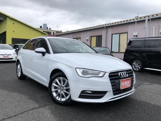 Audiの人気モデル、A3入荷!