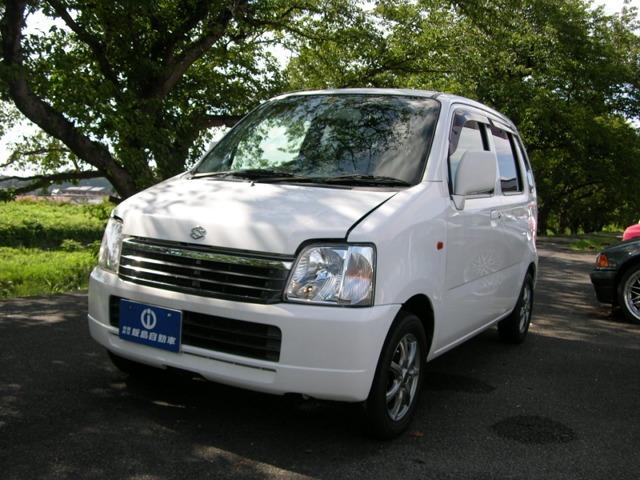 スズキ ワゴンR (島根県)