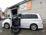 トヨタアイシス2.0 プラタナ ウェルキャブ 助手席リフトアップシート車 Aタイプ福岡県