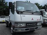 三菱キャンターガッツ2.8 ロング 全低床 DX ディーゼル 4WD北海道