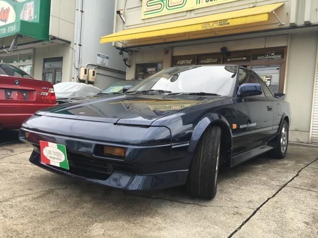 トヨタMR21.6 Gリミテッド スーパーチャージャーBBS15AW愛知県