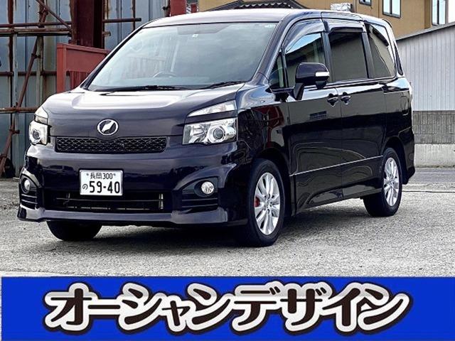 トヨタ ヴォクシー 2.0 ZS 検R3/9 Sキー ナビ ワンセグ HID アルミ