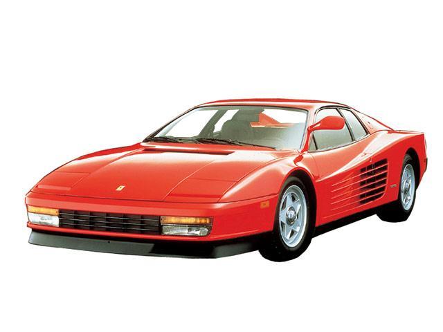 テスタロッサ(フェラーリ)のカタログ 中古車なら【カーセンサーnet】