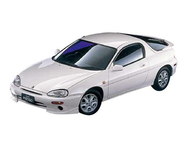 マツダ ユーノスプレッソ 1991年6月~1998年3月生産モデルの口コミ ...