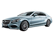 CLSクラス CLS400 のフロント