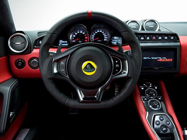 ロータス エヴォーラ GT430 2シーター(17年08月-生産中) / LOTUSの車 ...