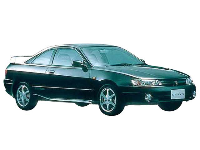 カローラレビン 1995年5月~2000年7月生産モデルのカタログ