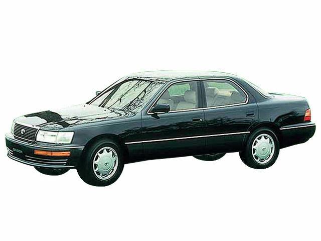 セルシオ(トヨタ)1989年10月~1994年9月生産モデルのカタログ 中古 ...