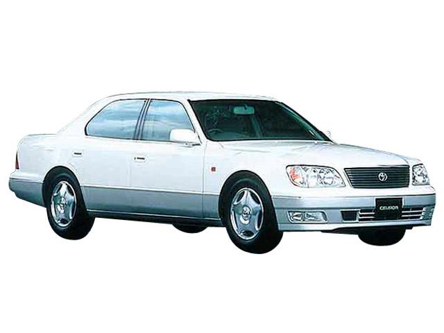セルシオ(トヨタ)1994年10月~2000年7月生産モデルのカタログ 中古 ...