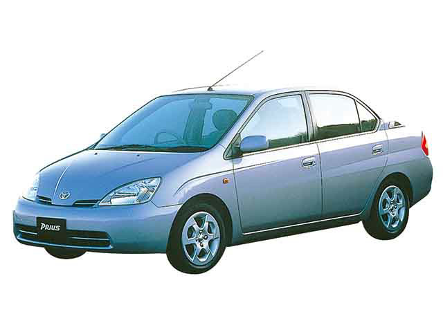 プリウス(トヨタ)1997年12月~2003年8月生産モデルのカタログ 中古車なら【カーセンサーnet】