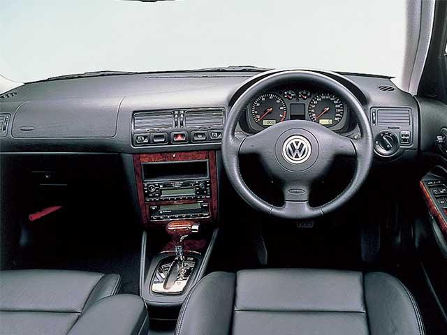 フォルクスワーゲン ボーラ V6 4...