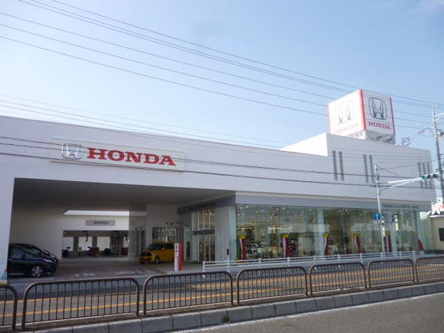 ホンダカーズ岐阜中央 大垣禾森店の店舗画像