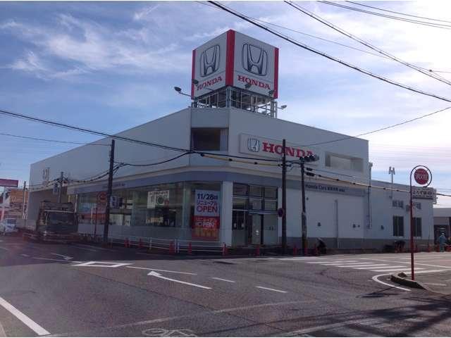 ホンダカーズ岐阜中央 柳津店の店舗画像