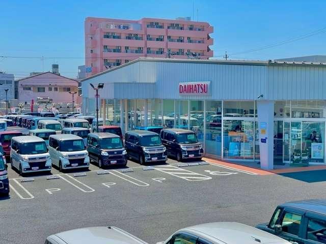 名古屋ダイハツ(株) U−CAR鳴海の店舗画像