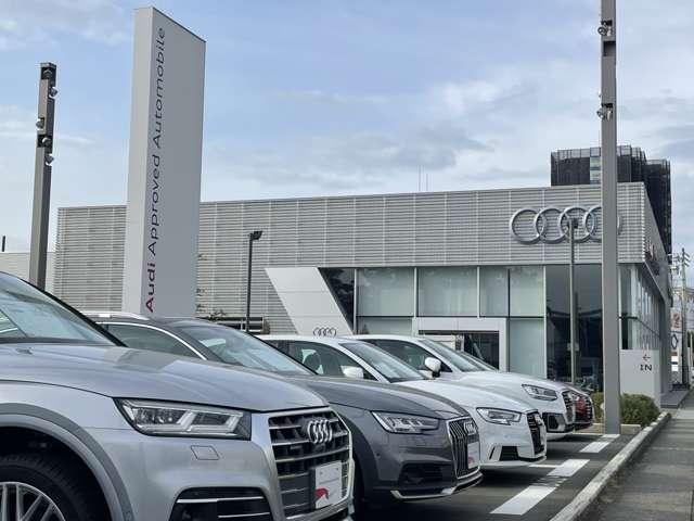 [静岡県]Audi Approved Automobile浜松