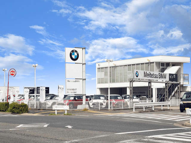 [愛知県]Meitetsu BMW MINI NEXT 檀渓通