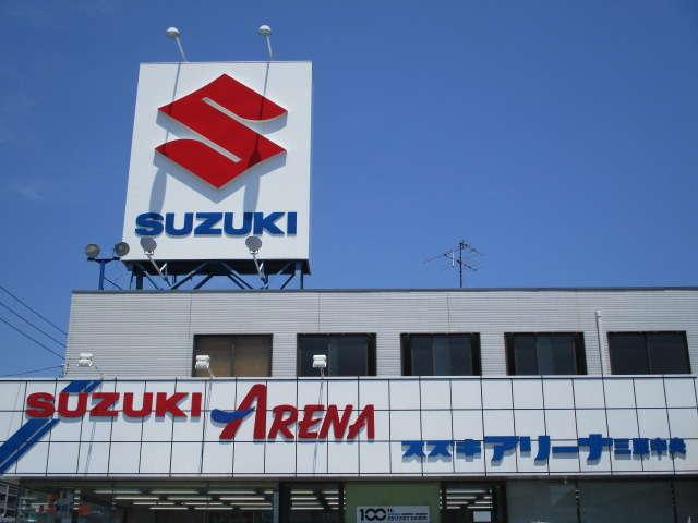 スズキ自販広島 U'sステーション三原の店舗画像