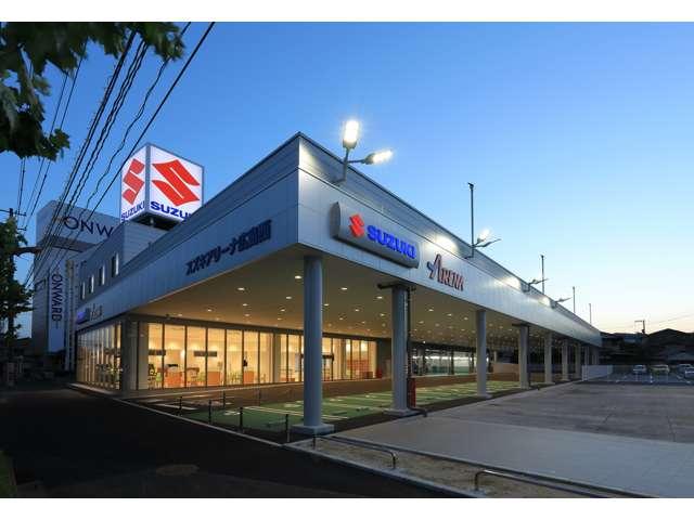スズキ自販広島 U'sステーション広島西の店舗画像