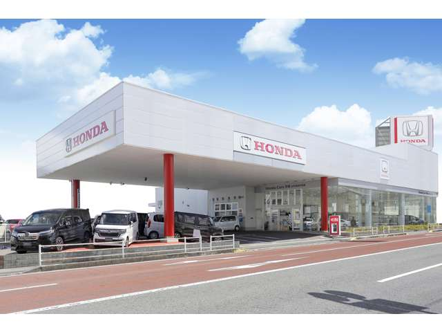 Honda Cars 茨城 水戸自由が丘店(認定中古車取扱店)の店舗画像