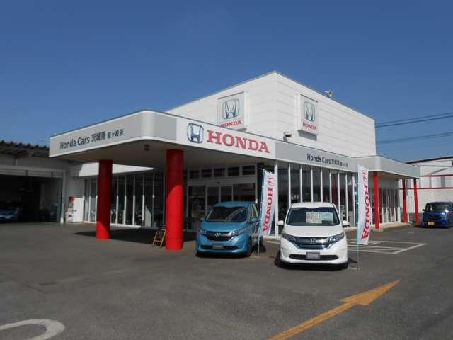 Honda Cars 茨城南 龍ヶ崎店(認定中古車取扱店)の店舗画像