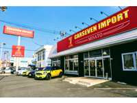 1年年間走行無制限保証制度を持つ、輸入車も安心して購入できるお店です。