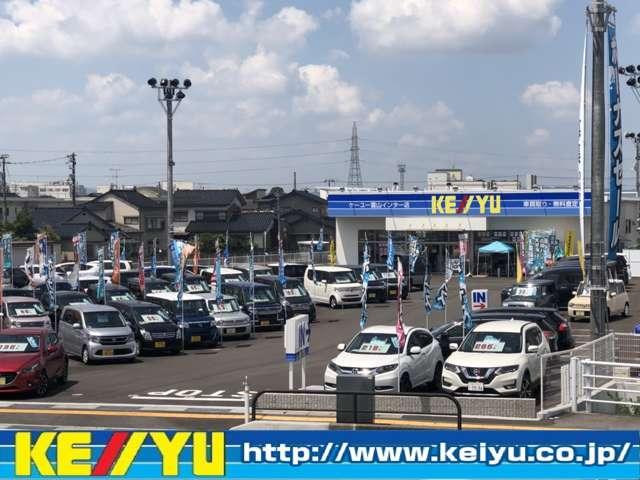 ケーユー 富山インター店の店舗画像