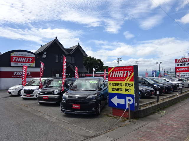 サーティー佐久平 セダン・ワゴン 4WD専門店 の店舗画像