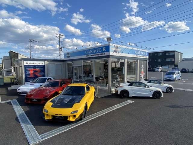 [埼玉県]ガレージR 本店