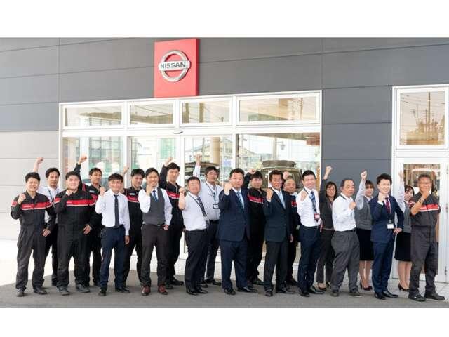 日産プリンス福岡販売(株) カーパレス宗像の店舗画像