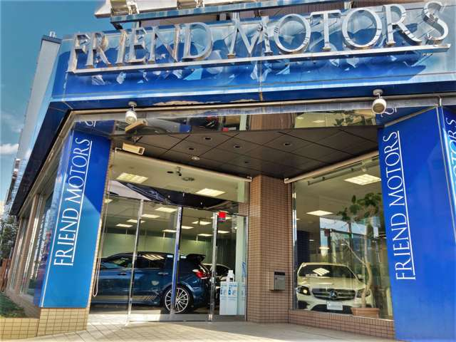 [東京都]FRIEND MOTORS